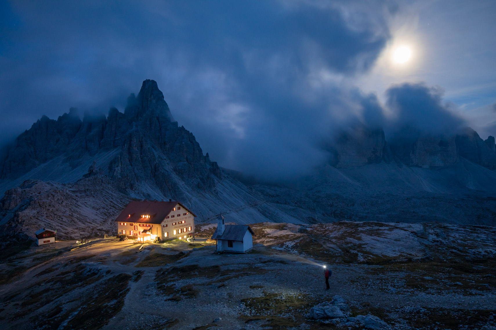 Tre Cime Locatelli